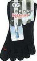 Coolmax sport teensok zwart  44-48  44-48